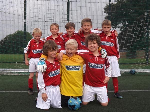 Year 3 & 4 Boys Football Team
