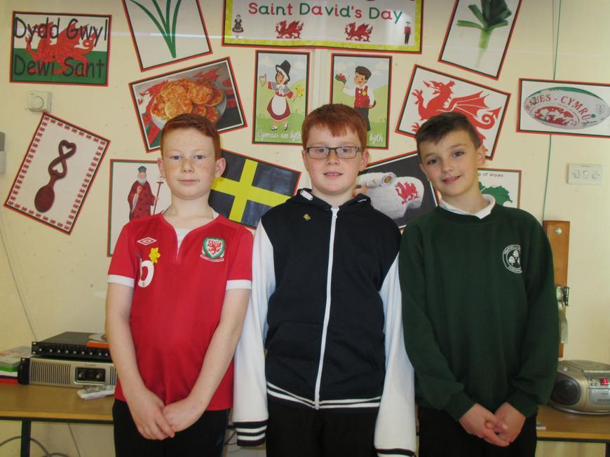 Story Writing Upper KS2 - 1st Josh,  Kian, Cameron