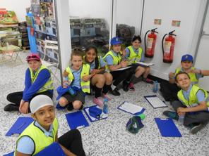 June 2014 - Asda shopping experience - Year 6 8
