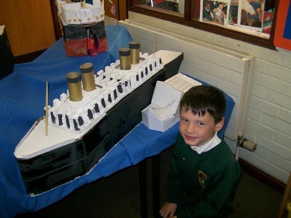 Titanic Homework