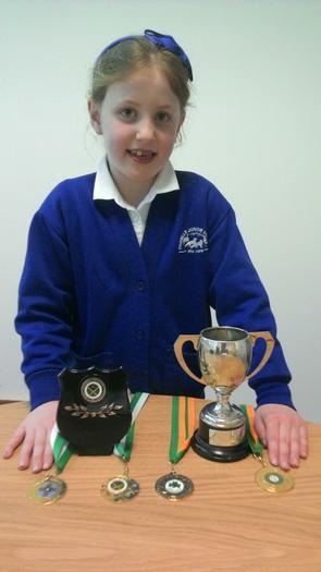 Molly-Mae (3NH) - Irish-dance Champion!