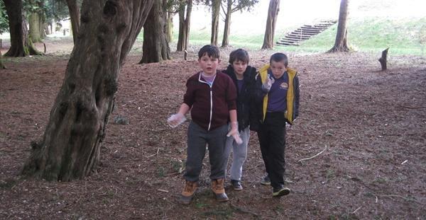 Tale trail Explorers