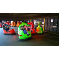 Dodgems with lasers!!!