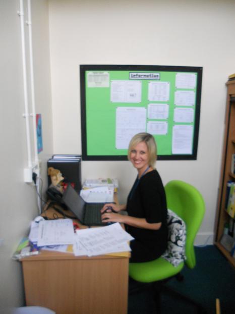 Miss Hurt's Office (Deputy Headteacher)