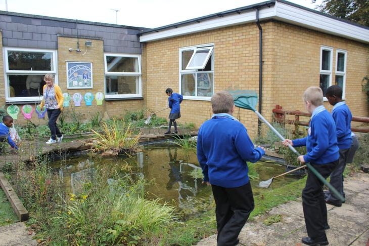 OUR ECO WARRIORS LOOK AFTER THE ENVIRONMENT