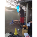 Testing parachutes