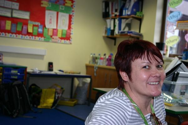 Mrs J Jones-Teaching Assistant