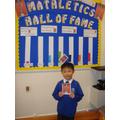Adrian Li (Mathlete of the Week)