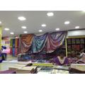 Indian dress shop.
