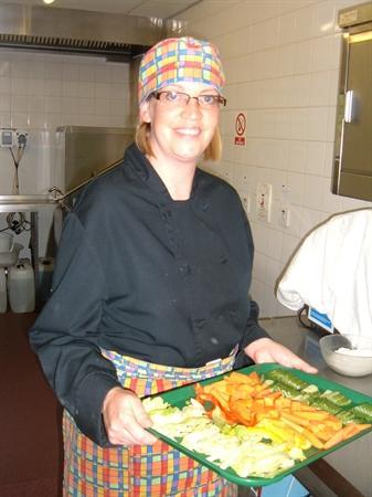 Nicky McKechnie-Kitchen Manager (Devon Norse)