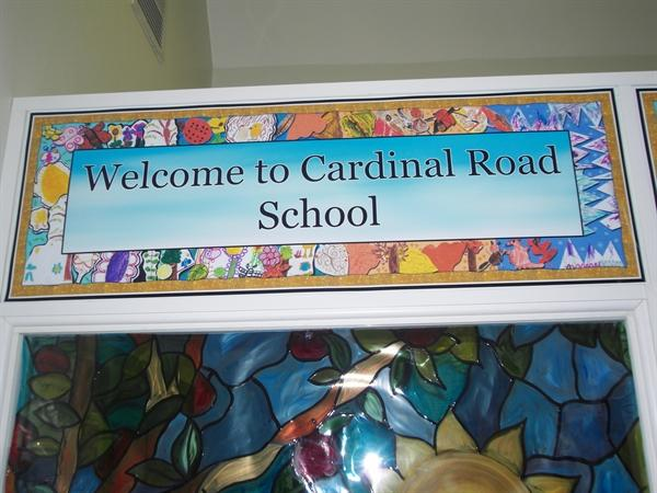 Welcome to Cardinal Road School