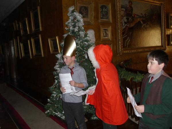 Victorian Christmas-The Argory