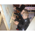 Class 3 went to look at the boats
