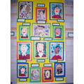 Collage Portraits by Year 2