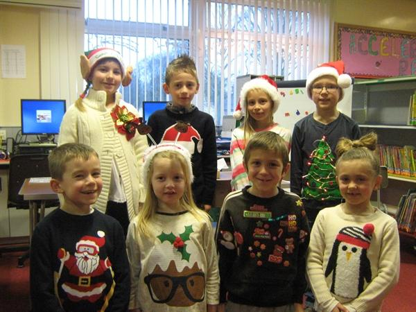 We decorated or bought a Christmas jumper.