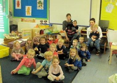 Our Nursery Afternoon Children