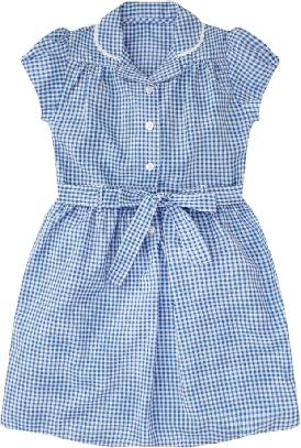 Summer - Gingham Dress
