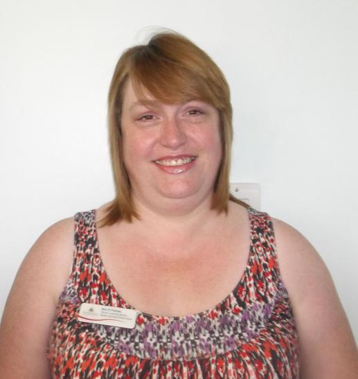 Mrs R Parkes - Senior Link Learning Mentor