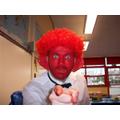 Mr Kilkenny sees red!