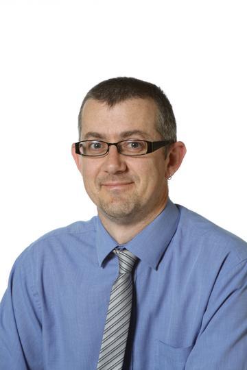 Mr J Porter, Year 4 Teacher and LKS2 Phase Leader