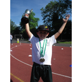 Key Stage 1 Boy Champion