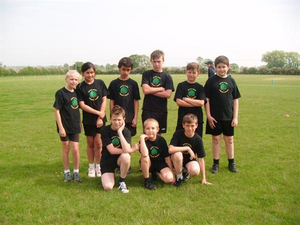 Year 6 Cricket Team