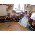 Cinderella's visit