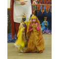 Diwali puppet show
