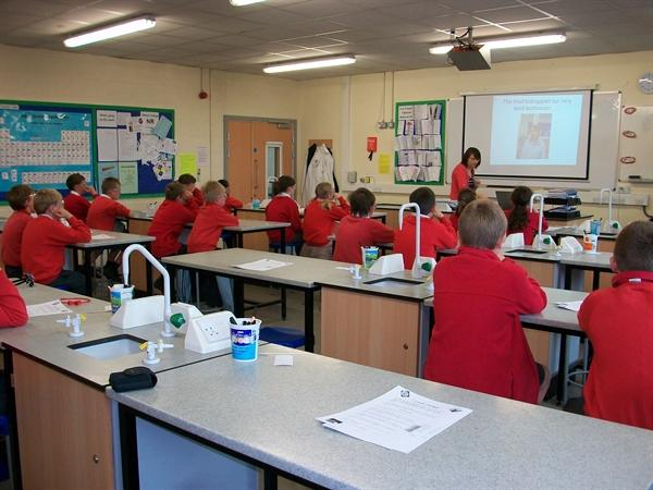 Science at Tuxford