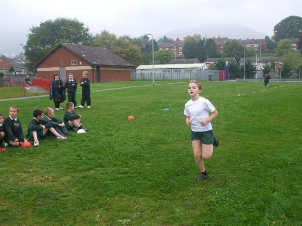 House Cross Country October 2010