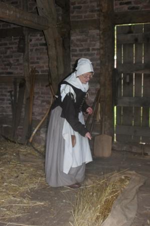 Tatton Hall Tudor Day 4/11/11