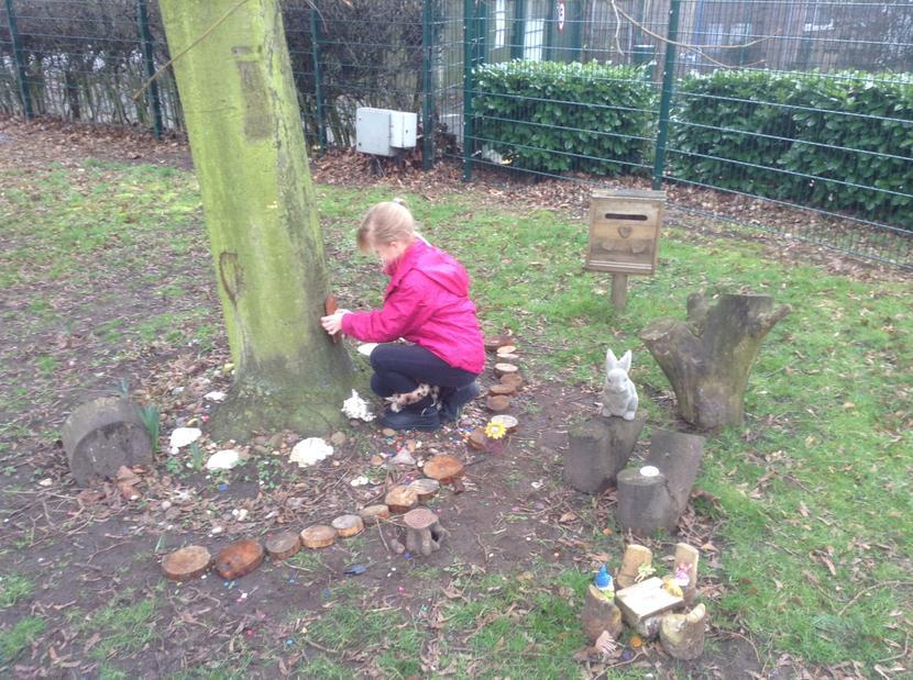 Tidying the Fairy Tree