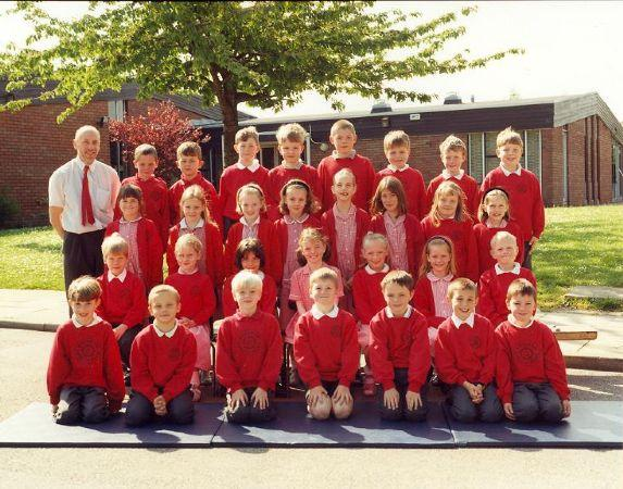 Class Photo from 1998