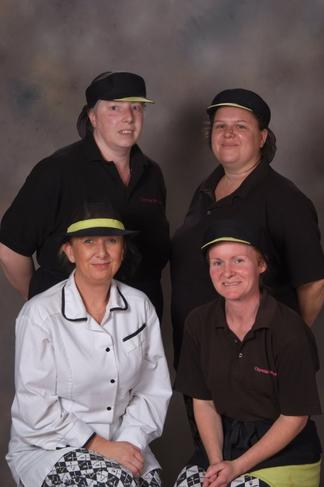Kitchen Team
