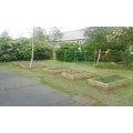 KS2 Garden