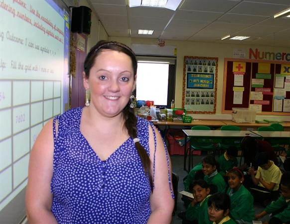 Mrs L Carruthers-Phase Leader Yr4,5, 6-Teacher Yr4