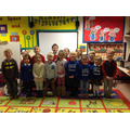 Nursery & Reception  January 2015
