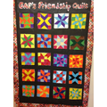 Friendship Quilts by year 6's