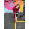 Measuring the KS2 playground in metres