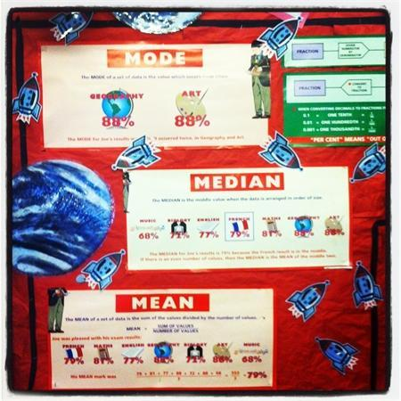 Maths Display (Autumn 2012)