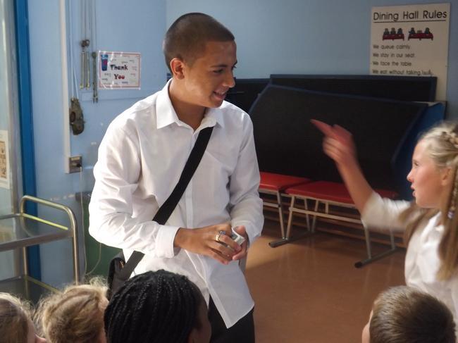 CJ the Magician