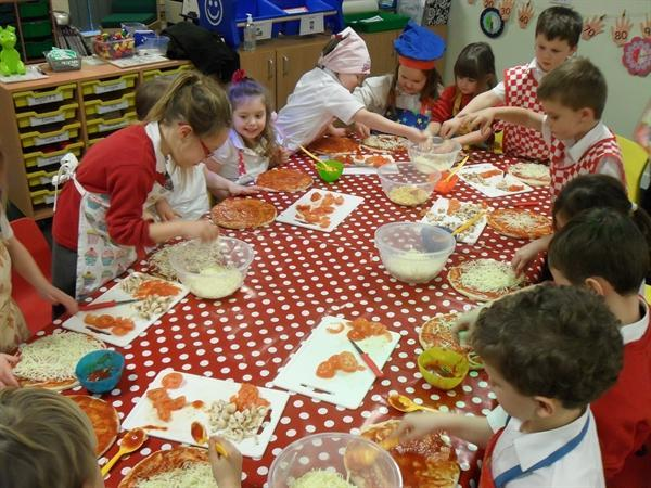 'Bangers and Mash' Cookery Club