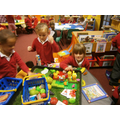Making healthy choices in the small world grocers