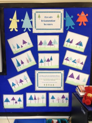 Treeee-mendous triangles!