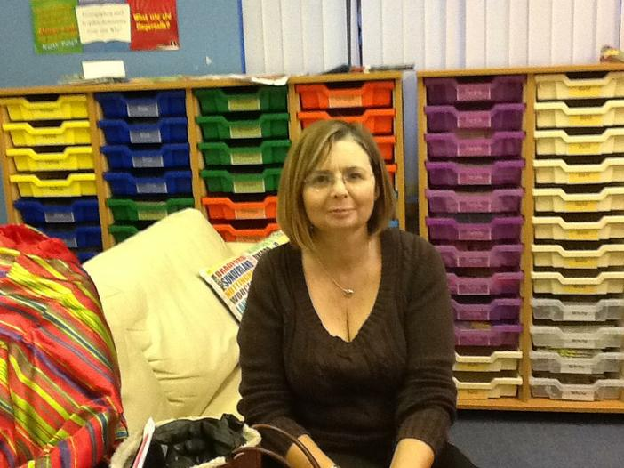 Mrs Carol Brierley Chair of Governors
