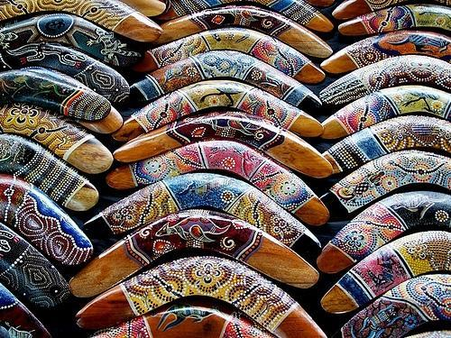 Boomerangs Inspiration