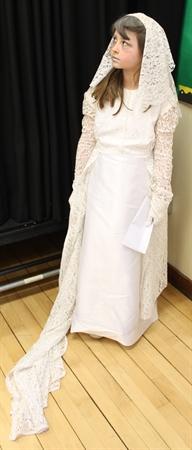 Year 5 winner - Miss Havisham, Great Expectations