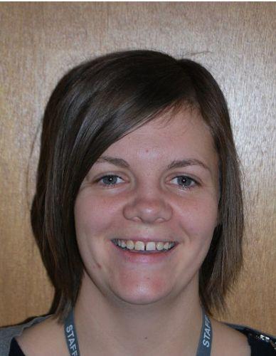 Miss Campbell, Year 6 Class Teacher