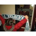 Enterprise club visit Anfield