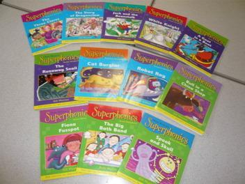 Lovely new books